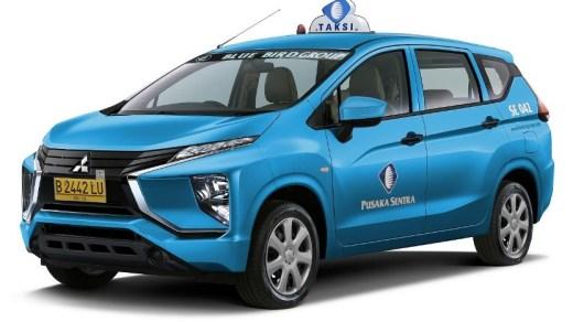 Mitsubishi Xpander Taksi - BlueBird