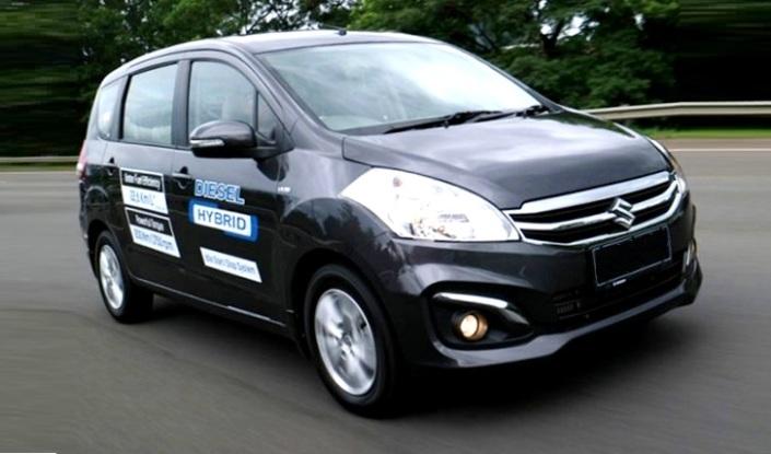 Service Suzuki Ertiga Diesel