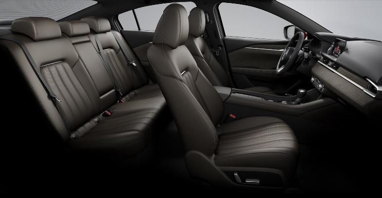 Mazda6 2018 Interior - Cabin