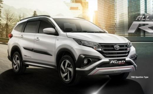 Harga Toyota All New Rush 2018