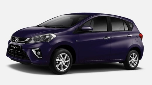 Daihatsu Sirion Generasi Baru 2018 Indonesia