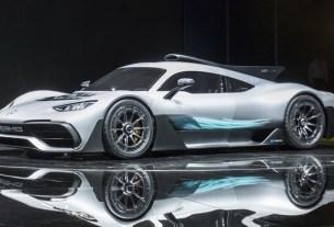 Mercedes kolaborasi dengan linkin park untuk suara AMG
