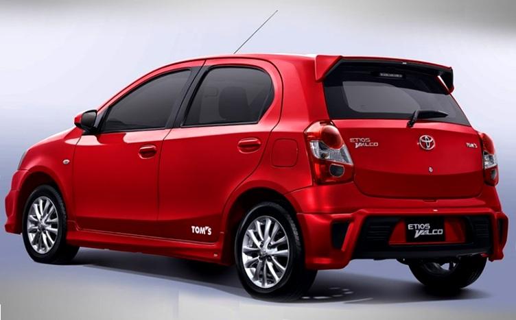 Toyota Etios Valco stop produksi