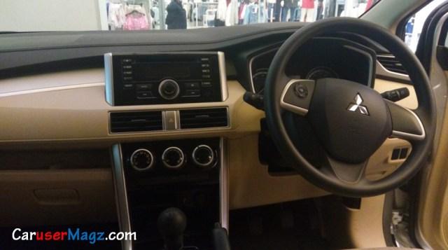 Mitsubishi Xpander Iinterior Dashboard