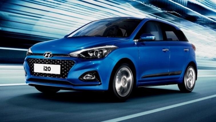 Hyundai New i20 2018 - New Front Fascia