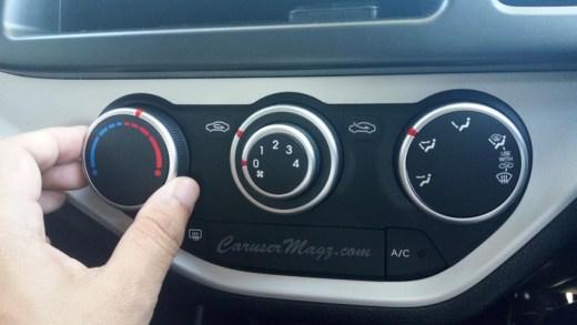 Berkendara tanpa AC hemat bbm