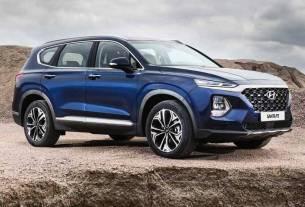 Hyundai Santa Fe Generasi Baru