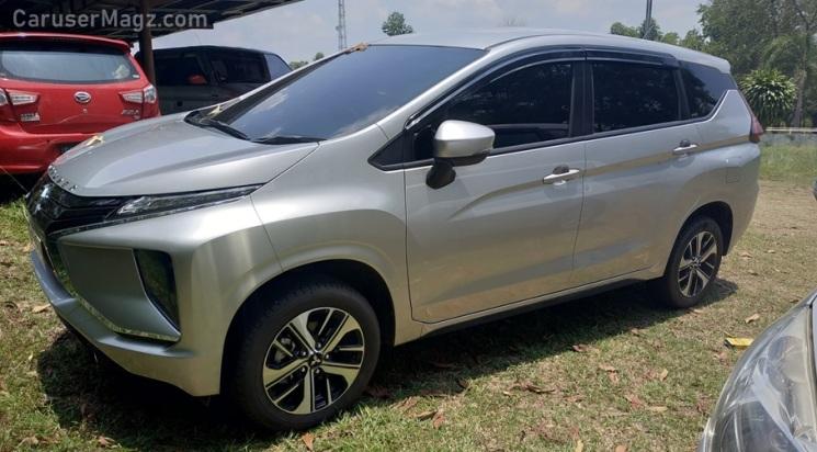 Mitsubishi Xpander dapat Fitur Baru