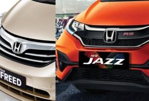 Recall Jazz dan Freed - Pergantian inflator Airbag