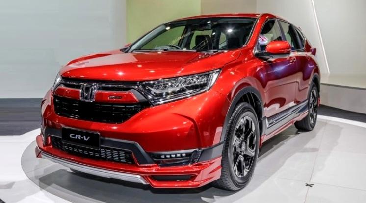 Honda CR-V Mugen Concept 2019