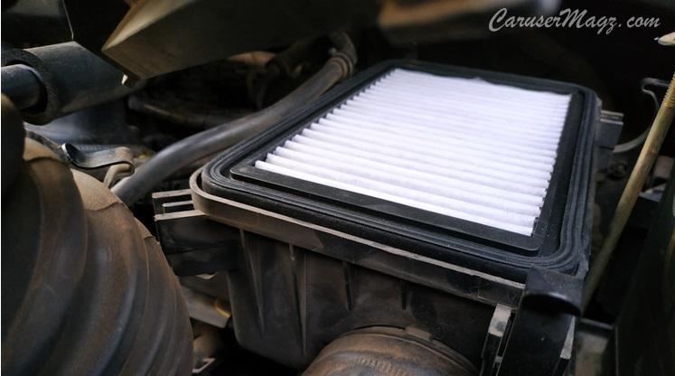 ciri filter udara harus diganti - kapan ganti filter udara mobil