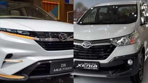 Daihatsu Xenia 2109 Facelift - DN Multisix Concept