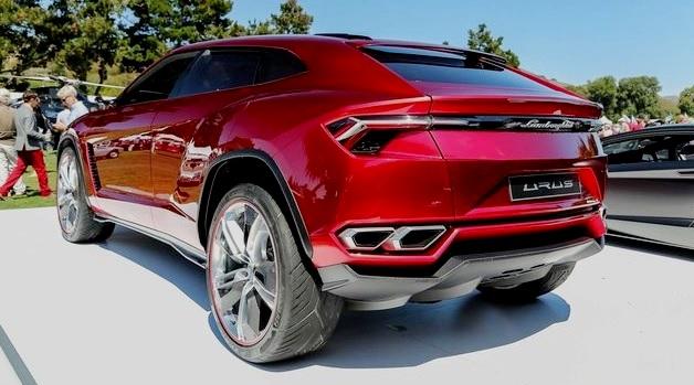 Lamborghini Urus Indonesia
