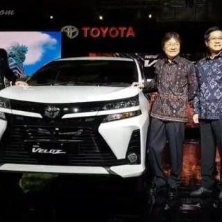 Peluncuran Toyota Avanza Facelift 2019 - Hotel Fairmont, Senayan Jakarta - 15 Januari 2019