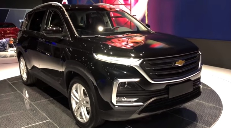 Wuling Almaz adalah Reinkarnasi Chevrolet Captiva di