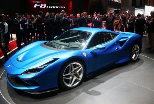 Ferrari F8 Tributo - Geneva Motor Show 2019