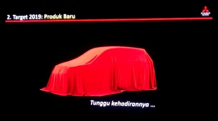 Mobil Baru Mitsubishi 2019 - Bergenre Crossover