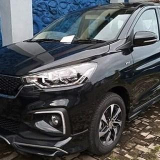 Suzuki Ertiga Sport 2019 Terungkap