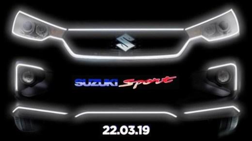 Suzuki Ertiga Sport Meluncur 22 Maret 2019
