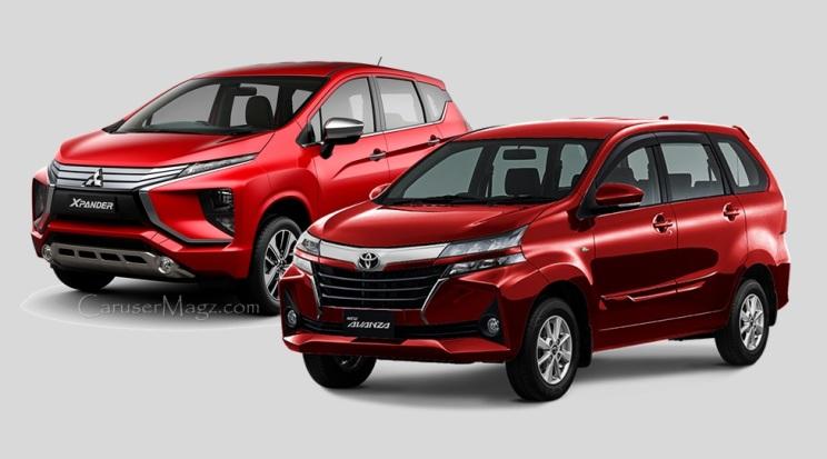 Toyota - Avanza lebih Kuat dari Xpander