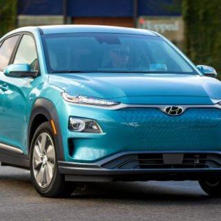 Hyundai Kona Electric 2020 Upgrade