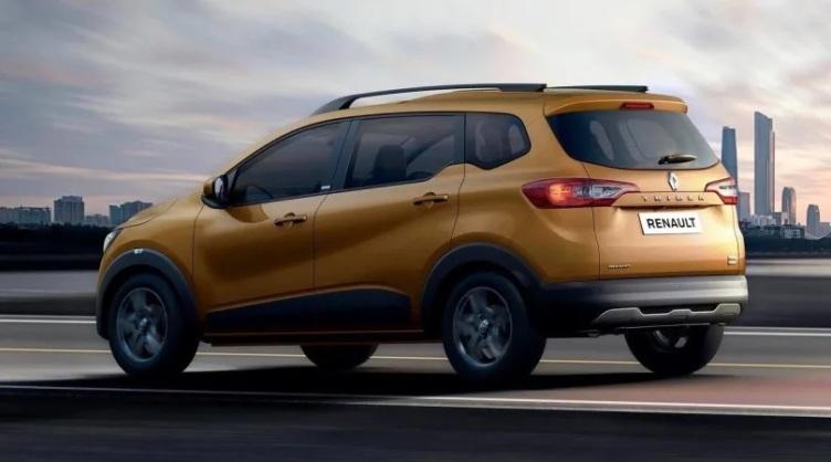 Renault Triber - Exterior Rear