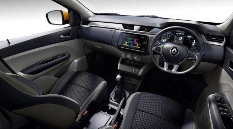 Renault Triber - Interior Dashboard