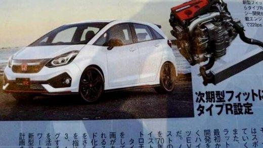 Honda Jazz 2020 Generasi Baru