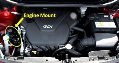Tanda-tanda Engine Mounting Mobil Bermasalah