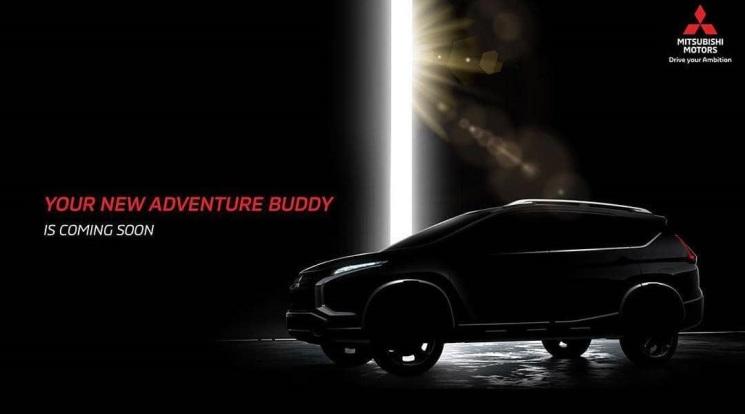 Siluet Xpander Cross - Mitsubishi Crossover MPV