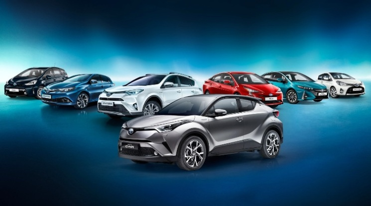 Mobil Hybrid Toyota - Penjualan Mobil Hybrid Indonesia Bertumbuh