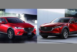 Perbedaan Mazda CX-30 vs CX-3