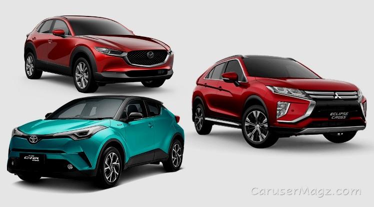 Pilihan Compact SUV Premium Indonesia 500 Jutaan