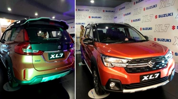 Suzuki XL7 Diluncurkan Feb 2020 - Ertiga versi Cross