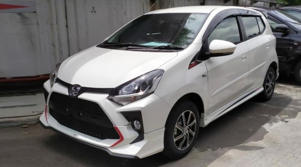 Toyota Agya 2020 Facelift