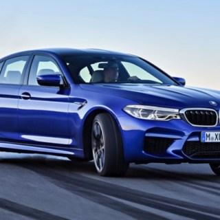 BMW M5 Indonesia diluncurkan pada April 2020
