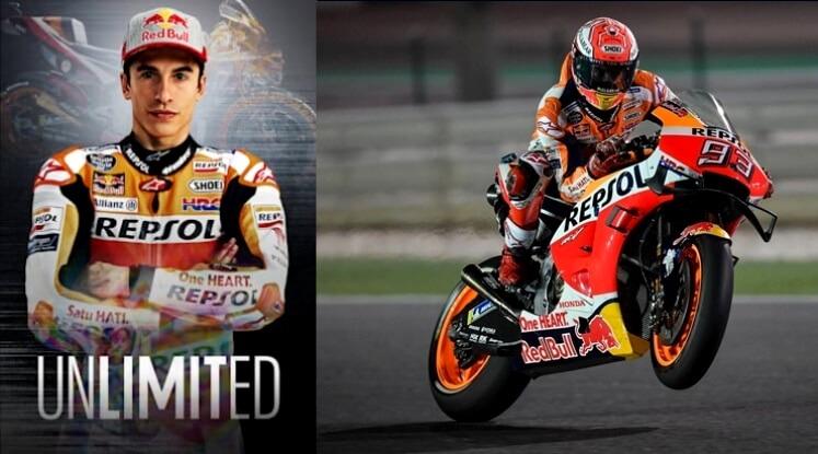 Film Marc Marques Unlimited - Kisah Sukses MotoGP Musim 2019