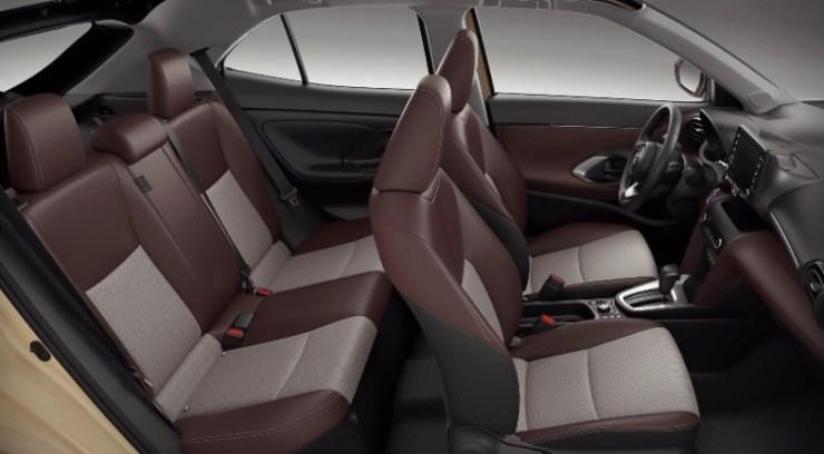 Interior Toyota Yaris Cross - Kabin Lapang