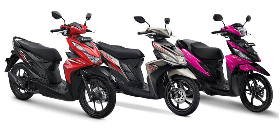 Motor Termurah Indonesia 2020 - Honda-Yamaha-Suzuki