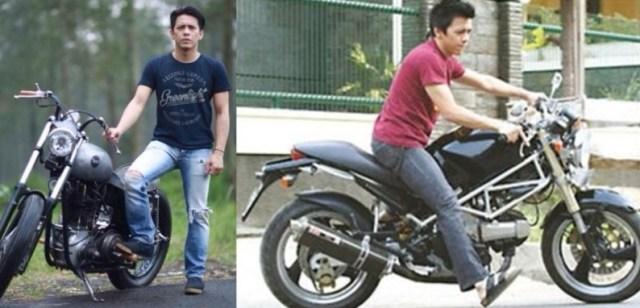 Tak hanya BMW Motorrad, Ariel NOAH juga suka naked bike Ducati dan Motor Custom