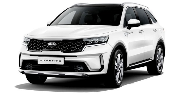 Kia Sorento - Medium SUV 7-Seater