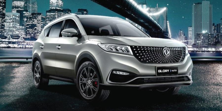 Membedah Desain DFSK Glory i-Auto - Mirip mobil apa
