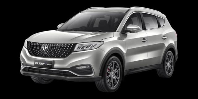 DFSK Glory i-Auto 2020 - Desain SUV Cantik