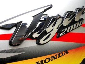 Honda Tiger 2000 Bangkit Kembali