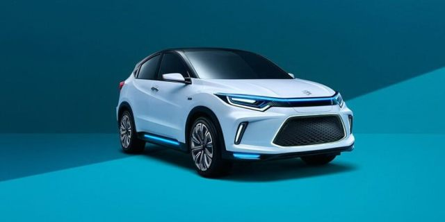 Honda Everus EV Concept - Versi Listrik dari HR-V