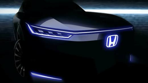 Konsep Mobil Listrik Honda EV - Versi Produksi Masal