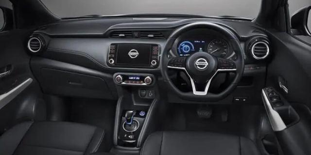 Nissan Kicks - Interior Dashboard