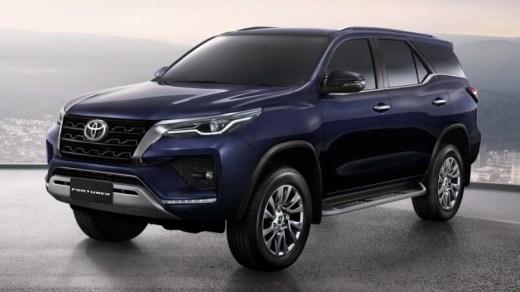 Toyota Fortuner Facelift 2020 Segera Meluncur
