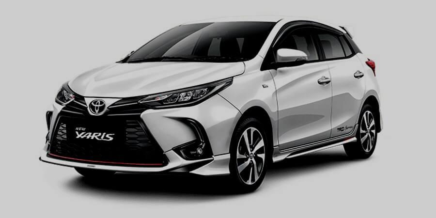 Wajah Baru Toyota Yaris 2020 Facelift -Yaris Pak Raden