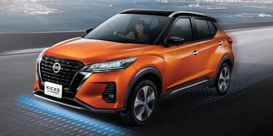 Warna Nissan Kicks E-Power Indonesia - 2020